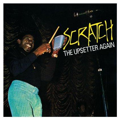 VINYLO.SK | UPSETTERS - SCRATCH THE UPSETTER AGAIN (LP).. UPSETTER AGAIN//180GR./1000 COPIES ON ORANGE VINYL