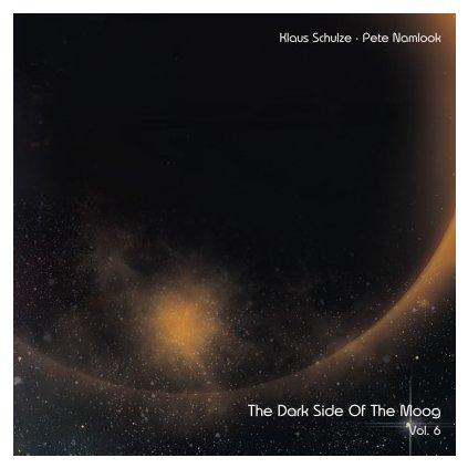 VINYLO.SK | SCHULZE, KLAUS - DARK SIDE OF THE MOOG (2LP).. MOOG VOL.6//180GR./INSERT/FIRST TIME ON VINYL
