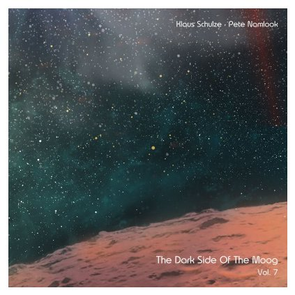 VINYLO.SK | SCHULZE, KLAUS - DARK SIDE OF THE MOOG VOL.7 (2LP).. MOOG VOL.7//180GR./INSERT/FIRST TIME ON VINYL