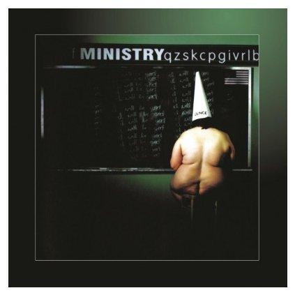 VINYLO.SK | MINISTRY - DARK SIDE OF THE SPOON (LP).. SPOON//180GR/INSERT/1000 CPS TRANSPARENT GREEN VINYL