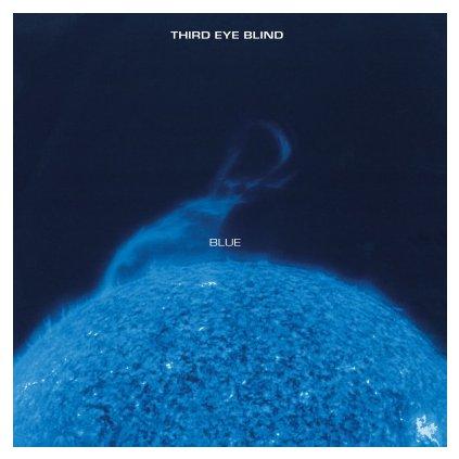 VINYLO.SK   THIRD EYE BLIND - BLUE (2LP)180GR./INSERT/1500 NUMBERED COPIES ON SILVER VINYL