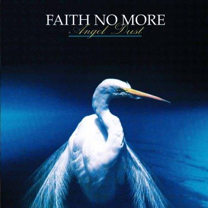 VINYLO.SK | FAITH NO MORE ♫ ANGEL DUST [2CD] 0825646120963
