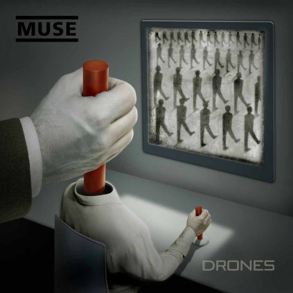 VINYLO.SK | MUSE ♫ DRONES / Limited [CD + DVD] 0825646121236
