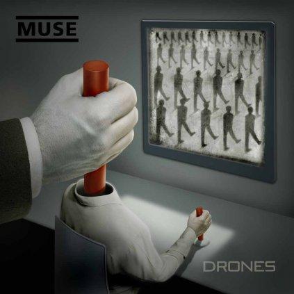 VINYLO.SK | MUSE ♫ DRONES [CD] 0825646121250