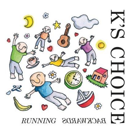 VINYLO.SK | K'S CHOICE - RUNNING BACKWARDS (LP)180GR/INSERT/ORIGINAL 2003 FANCLUB RELEASE/BLACK VINYL