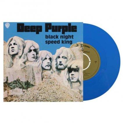 VINYLO.SK   DEEP PURPLE ♫ BLACK NIGHT / SPEED KING / BLUE OPAQUE VINYL / RSD [SP7inch] 0825646183494