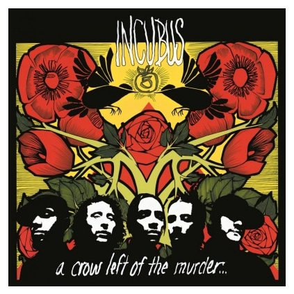 VINYLO.SK | INCUBUS - A CROW LEFT OF THE MURDER (2LP)..THE MURDER//180GR/GATEFOLD/2000CPS TRANSPARENT YELLOW
