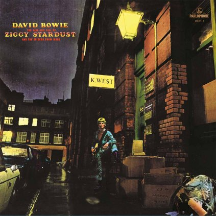 VINYLO.SK | BOWIE, DAVID ♫ THE RISE AND FALL OF ZIGGY STARDUST AND THE SPIDERS FROM MARS [LP] 0825646287376