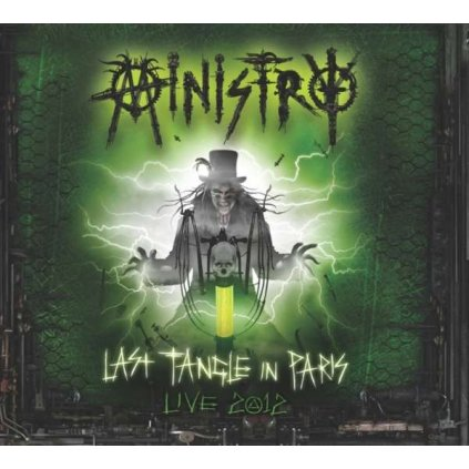 VINYLO.SK | MINISTRY ♫ MINISTRY: LAST TANGLE IN PARIS / LIVE 2012 DEFIBRI L LATOUR [2LP] 0825646287543