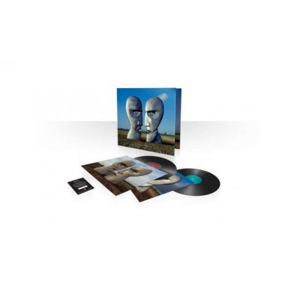 VINYLO.SK | PINK FLOYD ♫ THE DIVISION BELL (2011) / 20th Anniversary [2LP] 0825646293285