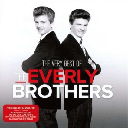 VINYLO.SK | EVERLY BROTHERS, THE ♫ THE VERY BEST OF [CD] 0825646321957