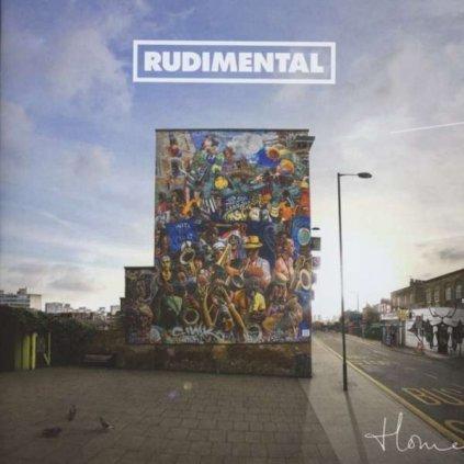 VINYLO.SK | RUDIMENTAL ♫ HOME [CD] 0825646544752