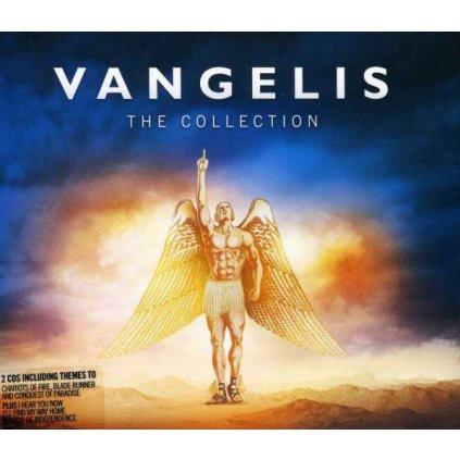 VINYLO.SK   VANGELIS ♫ THE COLLECTION [2CD] 0825646581085