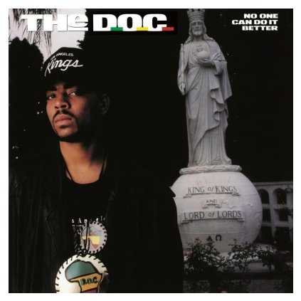 VINYLO.SK | D.O.C. - NO ONE CAN DO IT BETTER (LP).. BETTER/180GR./1000 NUMBERED COPIES ON SILVER VINYL