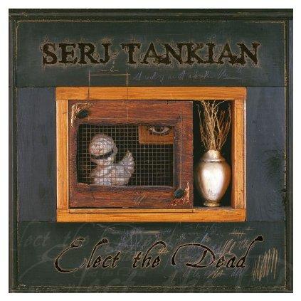 VINYLO.SK | TANKIAN, SERJ - ELECT THE DEAD (2LP)180GR./INSERT/ETCHED D-SIDE/BLACK VINYL