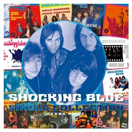 VINYLO.SK | SHOCKING BLUE - SINGLE COLLECTION PART 1 (2LP)180GR./GATEFOLD/PART 1/BLACK VINYL