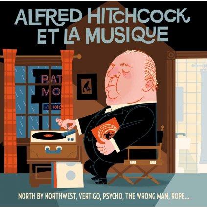 VINYLO.SK | OST ♫ ALFRED HITCHCOCK & LA MUSIQUE [LP] 3299039801628