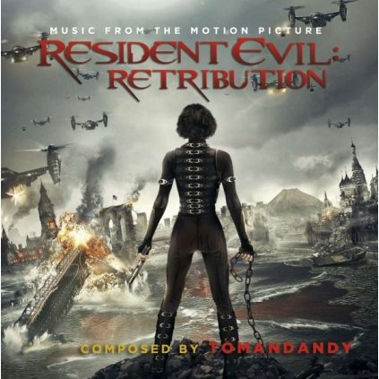 VINYLO.SK | OST ♫ RESIDENT EVIL - AFTERLIFE (TOMANDANDY) [CD] 3299039942826