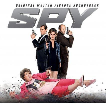 VINYLO.SK | OST ♫ SPY [CD] 3299039972625