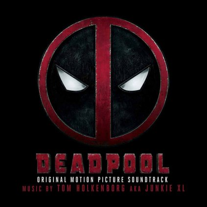 VINYLO.SK | OST ♫ DEADPOOL [CD] 3299039979525