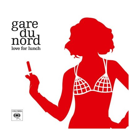 VINYLO.SK | GARE DU NORD - LOVE FOR LUNCH (2LP)180GR./GATEFOLD/10TH ANN/1000 CPS TRANSPARENT RED VINYL