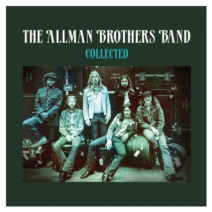 VINYLO.SK | ALLMAN BROTHERS BAND - COLLECTED (2LP)180GR./GATEFOLD/PVC SLEEVE/BLACK VINYL