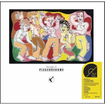 VINYLO.SK | FRANKIE GOES TO HOLLYWOOD ♫ WELCOME TO THE PLEASUREDOME [CD] 4050538240245