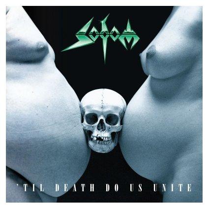 VINYLO.SK | SODOM - TIL DEATH DO US UNITE (LP)..UNITE//180GR/4P BOOKLET/1500CPS GREEN & BLACK MARBLED