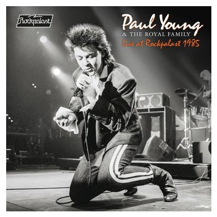 VINYLO.SK | YOUNG, PAUL & THE ROYAL F - LIVE AT ROCKPALAST 1985 (2LP).. 1985//180GR/GATEFOLD/INSERT/1000CPS ON ORANGE VINYL