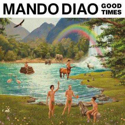 VINYLO.SK | MANDO DIAO ♫ GOOD TIMES / Limited [CD] 4050538274981