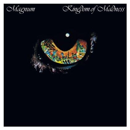 VINYLO.SK   MAGNUM - KINGDOM OF MADNESS (LP)180GR./INSERT/DEBUT STUDIO ALBUM/1000 CPS SILVER VINYL