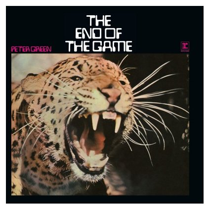 VINYLO.SK | GREEN, PETER - END OF THE GAME (LP)180GR.