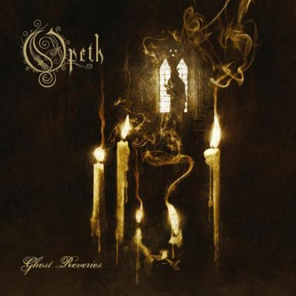 VINYLO.SK | OPETH - GHOST REVERIES [2LP] 180g POSTER / 4P BOOKLET / BLACK VINYL