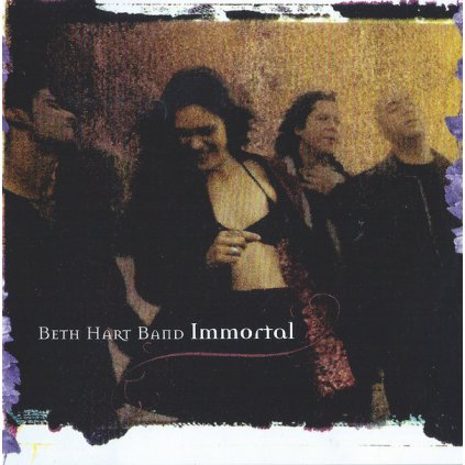 VINYLO.SK | HART BETH -BAND- - IMMORTAL [LP] 180g 4P BOOKLET / FIRST TIME VINYL / BLACK VINYL
