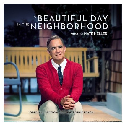 VINYLO.SK | OST - A BEAUTIFUL DAY IN THE NEIGHBORHOOD (LP)..IN THE NEIGHBORHOOD//180GR./500CPS ON TRANSLUCENT RED