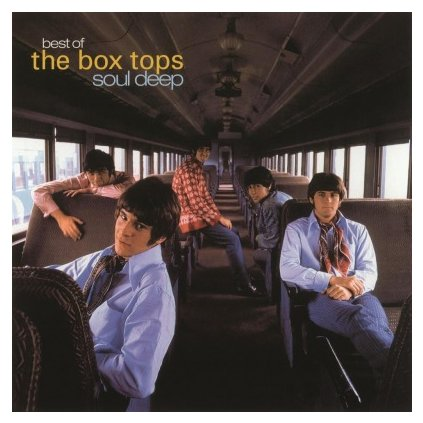 VINYLO.SK | BOX TOPS - SOUL DEEP (LP)180GR./INSERT/BEST OF/1000 CPS TRANSLUCENT YELLOW VINYL