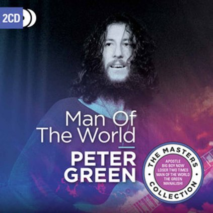 VINYLO.SK | GREEN, PETER ♫ MAN OF THE WORLD [2CD] 4050538385977