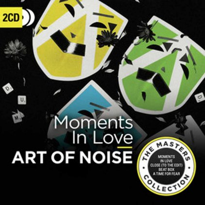 VINYLO.SK | ART OF NOISE ♫ MOMENTS IN LOVE [2CD] 4050538386394