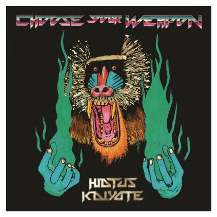 VINYLO.SK | HIATUS KAIYOTE - CHOOSE YOUR WEAPON (2LP)180GR./DOWNLOAD CARD/3000 CPS ON TRANSPARENT PINK VINYL