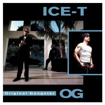 VINYLO.SK | ICE-T - O.G. ORIGINAL GANGSTER (LP)..GANGSTER//180GR./INSERT/BLACK VINYL