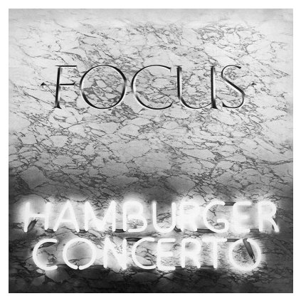 VINYLO.SK | FOCUS - HAMBURGER CONCERTO (LP)180GR./GATEFOLD/INSERT/1000 COPIES ON SILVER VINYL