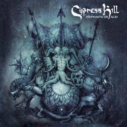 VINYLO.SK   CYPRESS HILL ♫ ELEPHANTS ON ACID [CD] 4050538415520