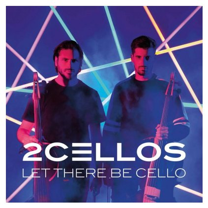 VINYLO.SK | TWO CELLOS - LET THERE BE CELLO (LP)180GR./GATEFOLD/PVC SLEEVE/BLACK VINYL
