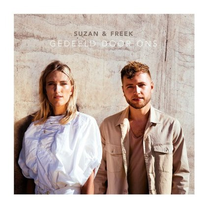 VINYLO.SK | SUZAN & FREEK - GEDEELD DOOR ONS (LP)180GR./LYRIC SHEET/BLACK VINYL
