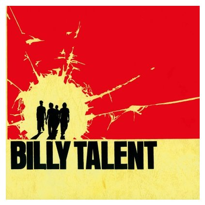 VINYLO.SK | BILLY TALENT - BILLY TALENT (LP)180GR./INSERT/BLACK VINYL