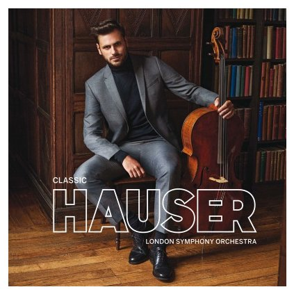 VINYLO.SK | HAUSER - CLASSIC (2LP)180GR./GATEFOLD/TWO CELLOS MEMBER/1000 CPS ON RED VINYL