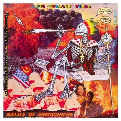 VINYLO.SK | PERRY, LEE -SCRATCH- - BATTLE OF ARMAGIDEON (LP)180GR./BLACK VINYL