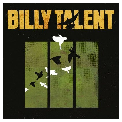 VINYLO.SK | BILLY TALENT - BILLY TALENT III (LP)180GR./4P BOOKLET/BLACK VINYL