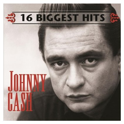 VINYLO.SK | JOHNNY CASH 16 Biggest Hits