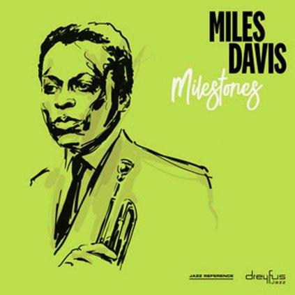 VINYLO.SK | DAVIS, MILES ♫ MILESTONES [CD] 4050538476521